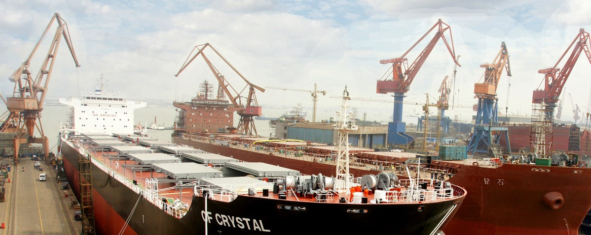 造船行业起zhong机监测设备图片