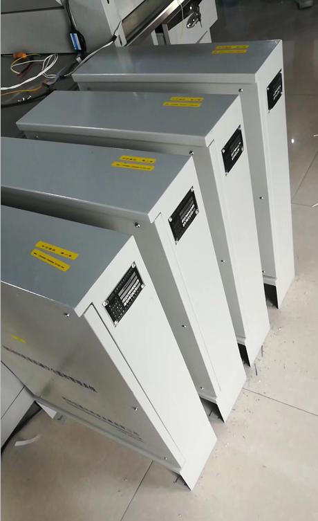 郑州恺德尔生产起重机安全监控系统产品纪实